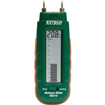 Extech Pocket Moisture Meter MO210 Dual Measurement LCD