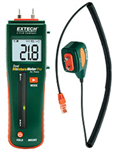 Extech MO260,Combination Pin/Pinless Moisture Meter