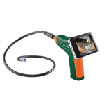 "Extech BR200 Video Borescope Camera With 3.5"" Color TFT LCD Wireless Monitor With Memory Card,  AC129"