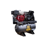 BE Pressure AC1330HEBG2S 30 Gallon Ion Compressor/Generator