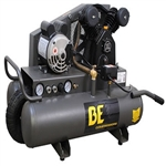 BE Pressure AC1511B 8 Gallon Wheeled Electric Air Compressor 1.5 HP, AC1511B