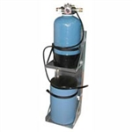 Hydro Force Small Water Softener w/ Automatic Recharge and Brine Tank