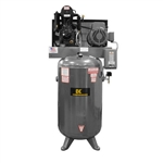 BE Pressure AC7580B 80 Gallon Air Compressor 7.5 HP 1 Phase 230V, AC7580B