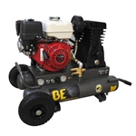 BE Pressure AC908HB 8 Gallon Wheeled Gas Compressor 20.5CFM 100PSI, AC908HB