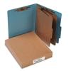 ACCO Pressboard 25-Point Classification Folders, Letter