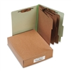 ACCO Pressboard 25-Point Classification Folder, Letter,