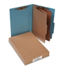 ACCO Pressboard 25-Point Classification Folders, Legal,