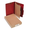 ACCO Pressboard 25-Point Classification Folder, Legal,