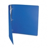 ACCO Accohide Poly Ring Binder w/35-Pt. Cover, 1in Capa