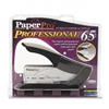 PaperPro Heavy-Duty Stapler, 65 Sheet Capacity, Black/S