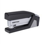 PaperPro Compact Stapler, 15 Sheet Capacity, Black/Gray
