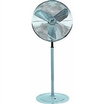 "TPI 30"" 1/4 HP Industrial Pedestal Fan ACU30P"