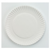 AJM Packaging Corporation White Paper Plates, 6 Diamet