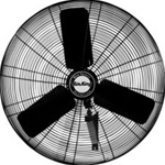 industrial fans, air king 9024, industrial wall mount fan