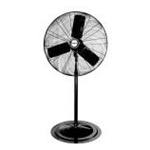 Air King 9130 30 1/4 HP Industrial Grade Pedestal Fan