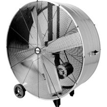 Air King 9942 42 Industrial Grade Belt Driven Drum Fan