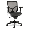 Alera EQ Series Ergonomic Multifunction Mid-Back Mesh C