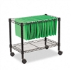 Alera Single-Tier Rolling File Cart, 24w x 14d x 21h, B