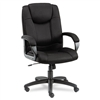 Alera Logan Series Mesh High Back Swivel/Tilt Chair, Bl