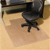 Universal Cleated Chair Mat for Low and Medium Pile Car