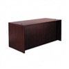 Alera Valencia Series Straight Front Desk Shell, 65w x