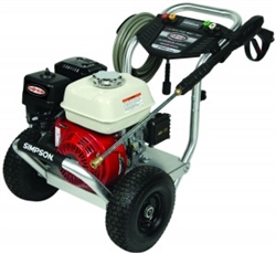 SIMPSON Aluminum 3600 PSI, Direct Drive Gas Powered Pressure Washer # ALH3425-S