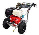 SIMPSON Aluminum 4200 PSI, Direct Drive Gas Powered Pressure Washer # ALH4240