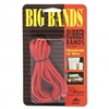Alliance Big Bands Red Rubber Bands, 1/8 x 7, 12/Pack #