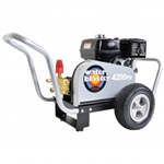 SIMPSON Aluminum 4400 PSI, Belt Drive Pressure Washer # ALWB60825