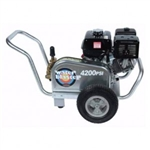 SIMPSON Aluminum 4200 PSI, Belt Drive Pressure Washer # ALWB60827