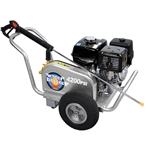 SIMPSON Aluminum 4200 PSI, Belt Drive Pressure Washer # ALWB60828