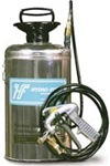 Sprayer 2 Gallon Solv SS w/10� Hose w/ Metal Gun Model