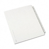 Avery Avery-Style Legal Side Tab Divider, Title: 276-30