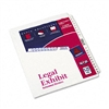 Avery Avery-Style Legal Side Tab Divider, Title: 1-25,