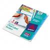 Avery Index Maker Dividers w/Color Tabs, Blue Five-Tab,