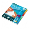 Avery Index Maker Divider w/Multicolor Tabs, Eight-Tab,