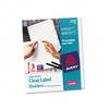 Avery Index Maker Clear Label Unpunched Divider, Three-