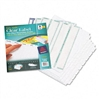 Avery Index Maker Clear Label Punched Dividers, Eight-T
