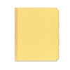 Avery Recycled Plain Tab Dividers, Eight-Tab, Letter, B