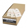 Avery Numbered Perforated Paper/Twine Claim Checks, 4 3