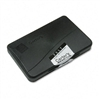 Carter's Felt Stamp Pad, 4.25w x 2.75d, Black # AVE2108
