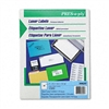 Avery Pres-A-Ply Laser Address Labels, 1 x 2-5/6, Clear