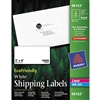 Avery EcoFriendly Labels, 2 x 4, White, 1000/Pack # AVE