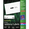Avery EcoFriendly Labels, 1 1/3 x 4, White, 1400/Pack #