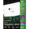 Avery EcoFriendly Labels, 3 1/3 x 4, White, 600/Pack #