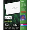 Avery EcoFriendly Labels, 1 x 2 5/8, White, 7500/Pack #