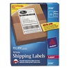 Avery Shipping Labels with TrueBlock Technology, 5-1/2