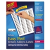 Avery Easy Peel Address Labels for Laser Printer, 2/3 x