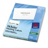 Avery Self-Adhesive Address Labels for Copiers, 1-1/2 x