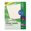 Avery Self-Adhesive Laser/Inkjet File Folder Labels, Pu